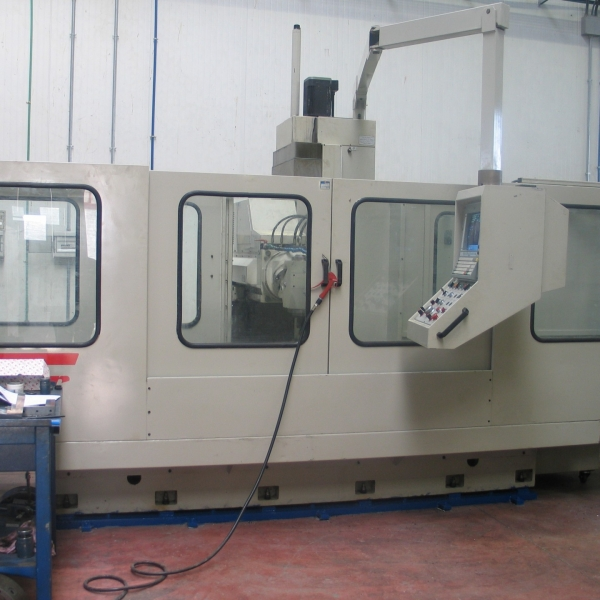 """MILLLING MACHINE WITH FIXED TABLE """"TIGER"""" MOD. TFA 5"""